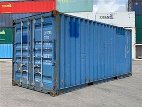 Grade A TITAN Containers Shipping Container