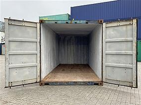 Grade B TITAN Containers Shipping Container Inside Look