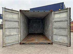Grade C TITAN Containers Shipping Container Inside Look-1