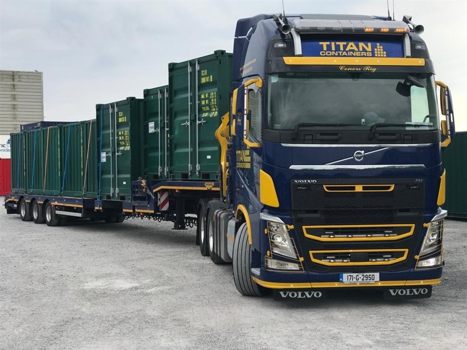 In-house HIAB Transport