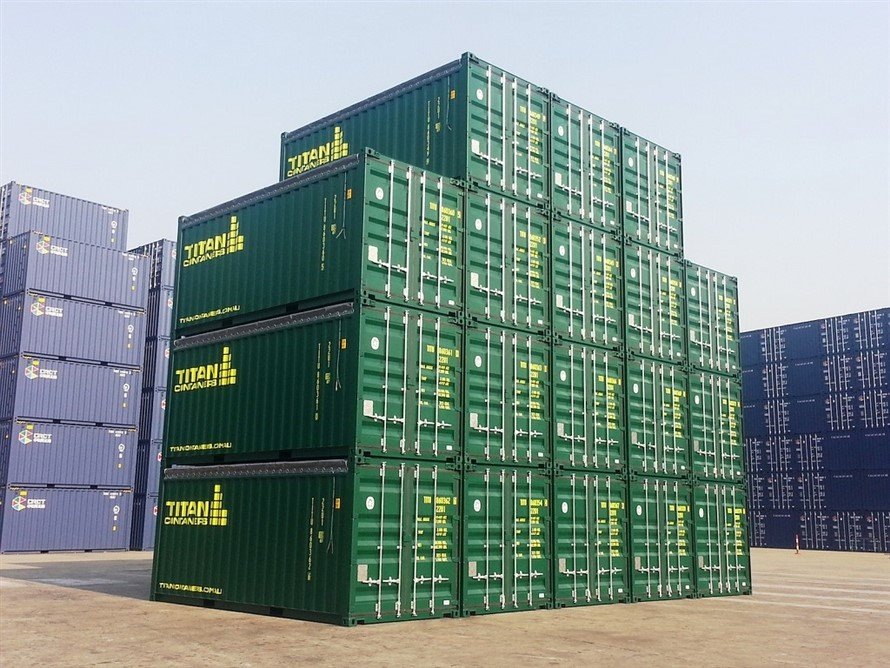 buy new used containers Ireland